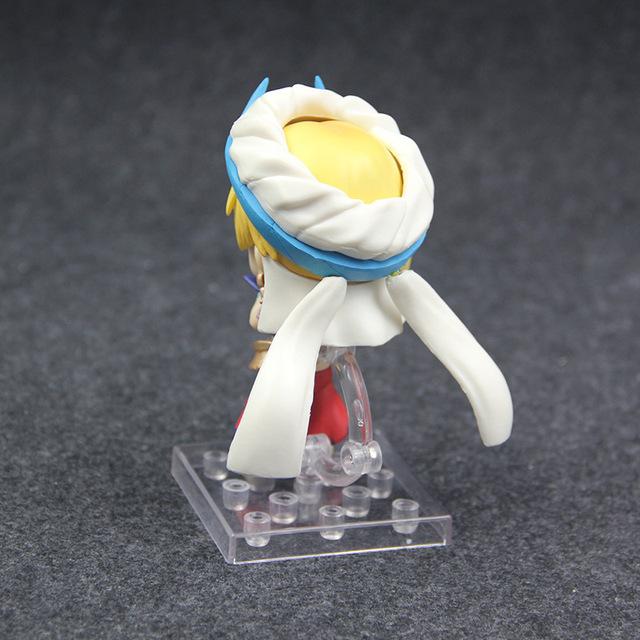 Nendoroid Gilgamesh Anime Figure FGO Fate Grand Order 990 Action  Figure  Version PVC Collectible Model Toy XYC
