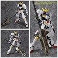 Arma de metal Hammer Lança cor Prata para Bandai Gundam 1/144 HG ASW-G-08 Barbatos