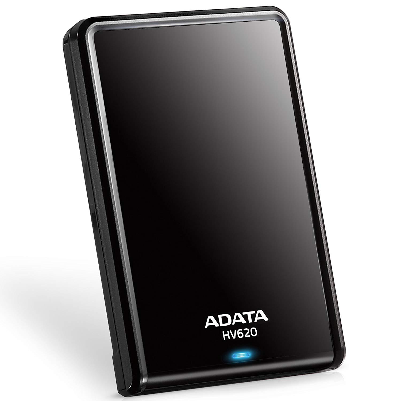 ADATA HV620 1TB External HDD 1tb USB 3 0 Stylish and Sleek 2 5 Portable Hard