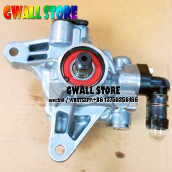 for New Power Steering Pump For Honda Accord 2003