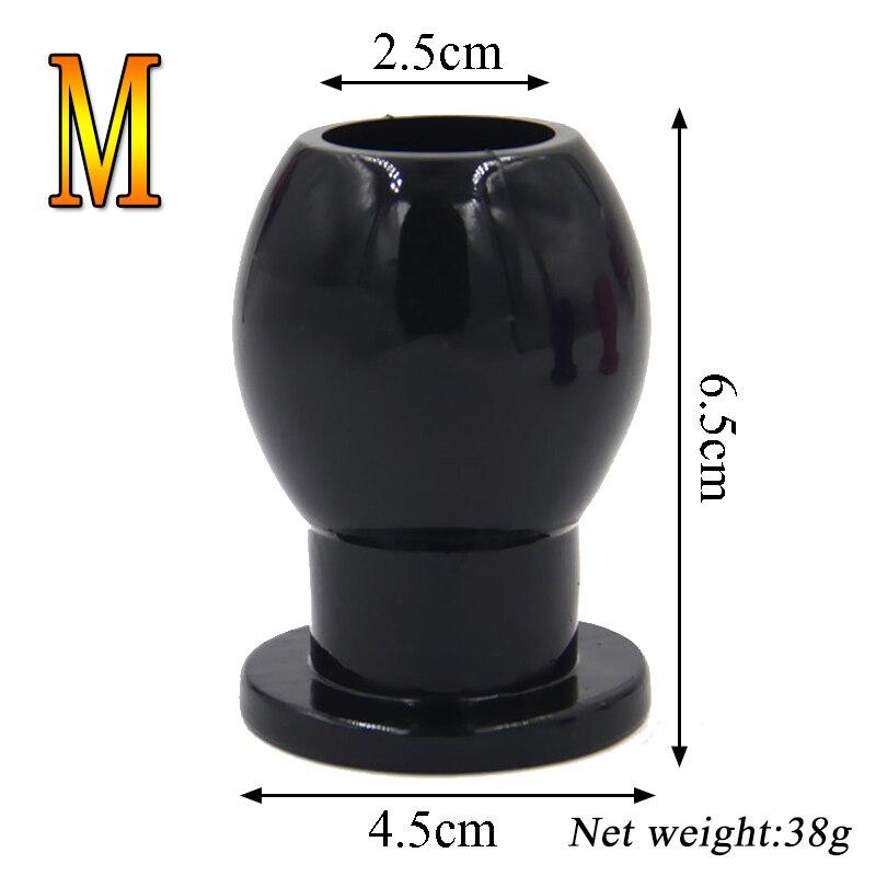 M Black