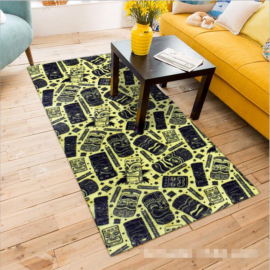 Lange streifen matte europäischen trend korridor carpet fußmatten und teppiche moderne anti skid teppiche für