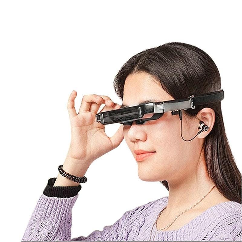 Prix pour AR des Lunettes de Réalité Augmentée Réalité Virtuelle 3D VR Lunettes HD Grand Écran Smart 3D VR Lunettes AR Multimédia Lunettes