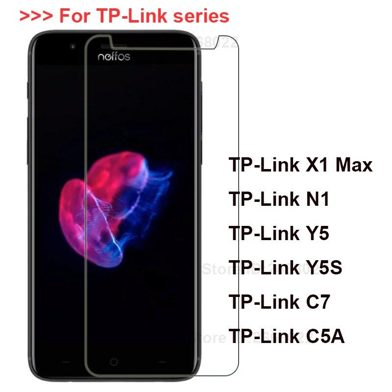 TP-Link Neffos X1 Max закаленное стекло TP-Link Neffos X1 Lite Защитная пленка для экрана на TP-Link Neffos C7 N1 Y5 Y5S C5A