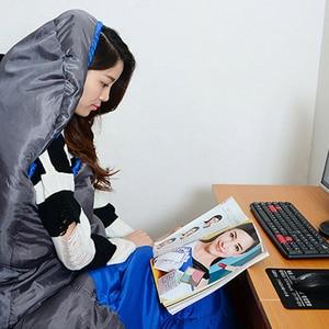 Image 3 - Camping warm sleeping bag outdoor adult camping sleeping bag wholesale custom winter cotton travel sleeping bag