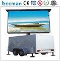 Leemanled P3 реклама мобильного P10 dip-346 / SMD ван / транспортное средство / Car / прицеп / грузовик с мобильного из светодиодов дисплей автомобиля экран реклама