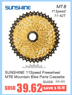 Bicycle Components & Parts Ztto 11 Speed 11-52t Slr2 Mtb Bicycle Cassette Wide Ratio Freewheel For X 1 9000 Easy To Lubricate Cycling
