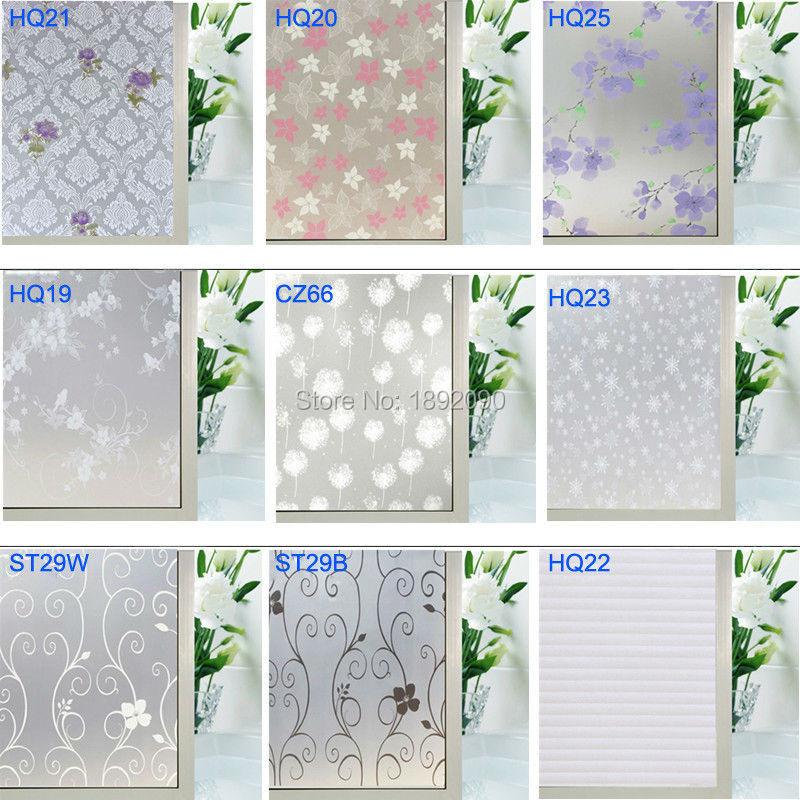 Decorative Glass Doors popular decorative glass door stickers-buy cheap decorative glass