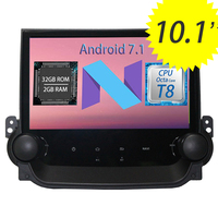 WANUSUAL 9inch Quad Core Android 6 0 Car DVD GPS Navigation For Chevrolet Malibu 2012 2013