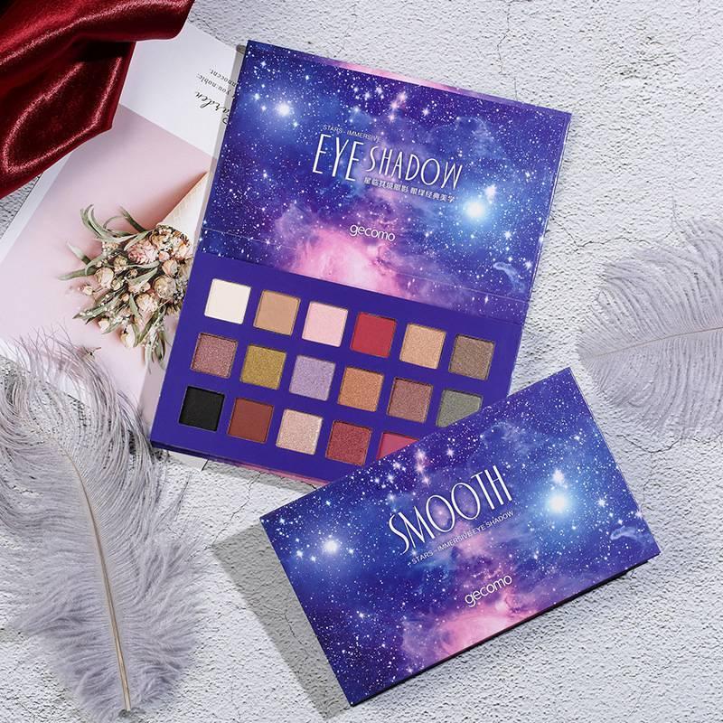 18 Colors Shimmer Eyeshadow Palette Make Up Cosmetics Lasting Waterproof Eye Shadow Makeup Palette New