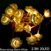Rose LED Warm White