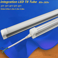 통합 LED 전구 튜브 T8 빛 9
