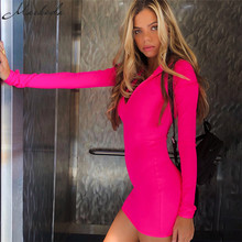 Party Wear Tight Dress with zipper