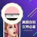 Популярные фото Кольцо Selfie Свет Вспышки Световой Лампы 36 шт. LED 3 Яркости для iPhone Android Телефон