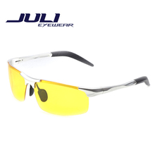 Hot sale sunglasses male nvgs driving Glasses Man glasses,Sunglasses men prevention Night vision glasses 8177-1