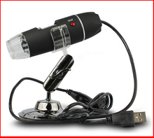 Promo offer Promotion!! 50X-500X Pocket Digital USB Microscope With 8 LED