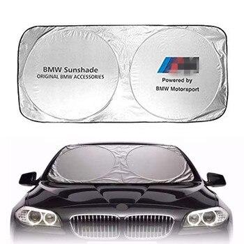 שמשה קדמית מכונית שמשייה עבור BMW F30 F10 F20 E60 E61 E91 E92 E93 F07 G30 X1 X3 X4 הגנה מגן מגן כיסוי אבזרים