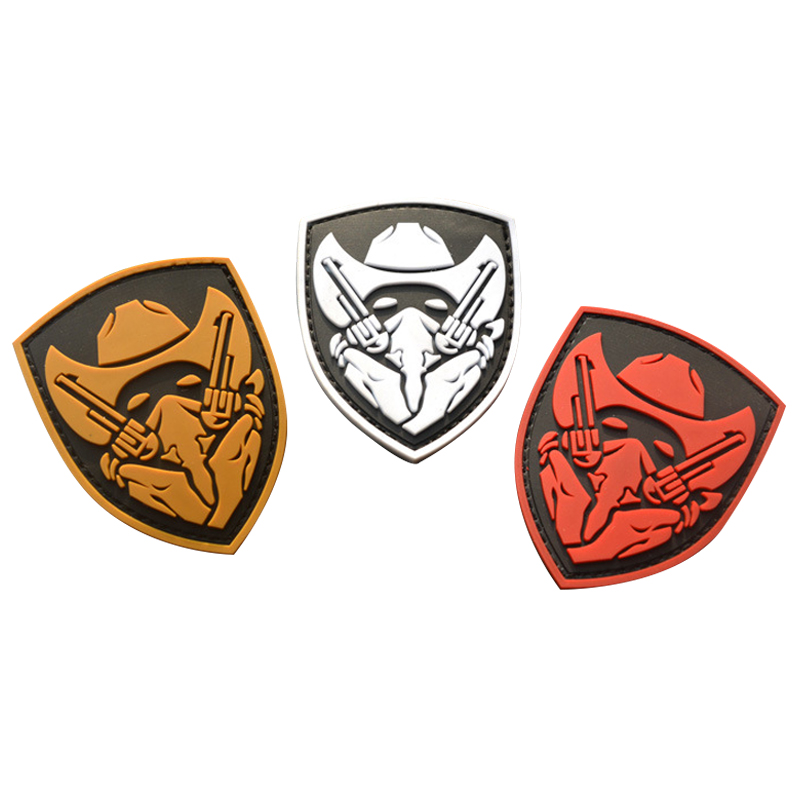 Medal-Of-Honor-MOH2010-patch-Hook-Loop-Noctilucent-pvc-rubber-Tactical-badges-for-cloth-Wolfpack-Project (3)