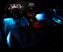 32 couleurs LED atmosphère accord original MMI contrôle LED atmosphère lumière LED intérieur atmosphère lumière pour A4L A4 B9 8W