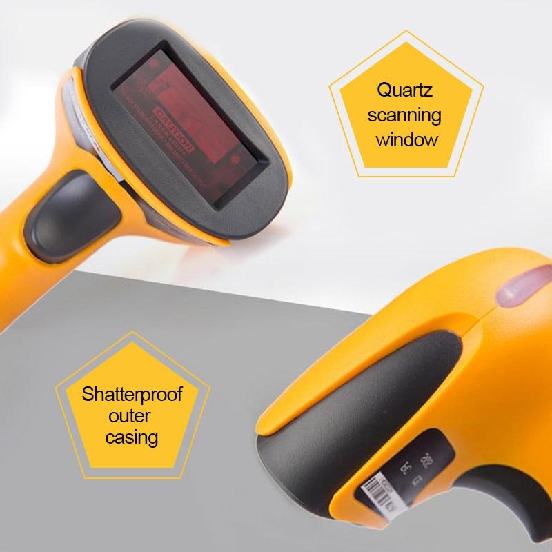 Scanners sensitive 433 mhz portátil de Light Intensity : Daylight, 4000lux Max