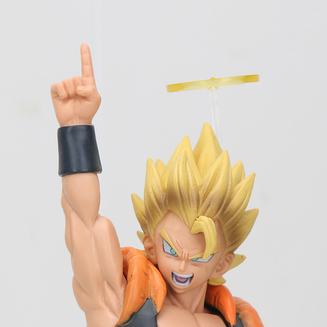 Dragon Ball Super Saiyan 4 Gogeta PVC Action Figure Toy