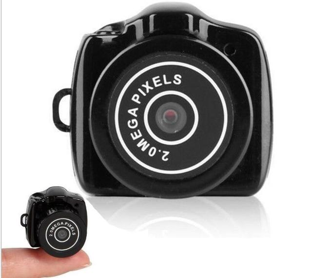 Hot Micro Portable HD CMOS 2.0 Mega Pixel Pocket Video Audio Digital Camera Mini Camcorder 480P DV DVR Recorder Web mini kamera