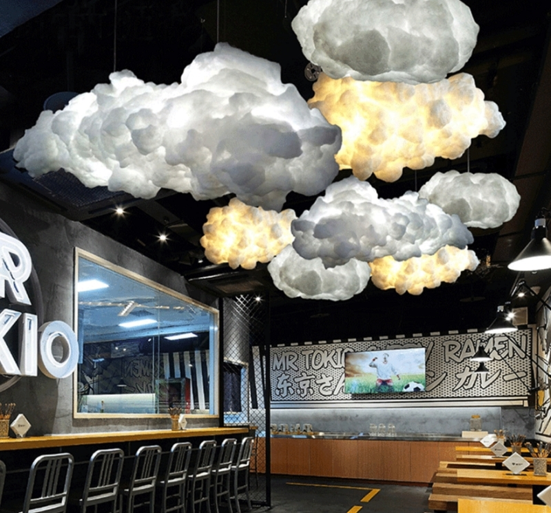 Clouds Pendant Lights