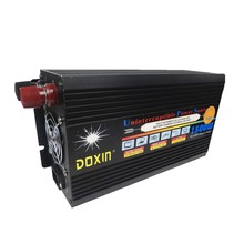 1500W UPS DC12V TO AC 220V 50HZ or DC24V TO AC220V 50HZ With 20A Power Inverter+Charger UPS