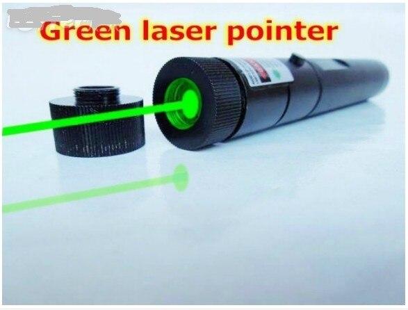 Haute puissance 100000 M Vert laser pointeur 532nm Focalisables Brûler match, brûler cigarette, SDlaser 303 lumière, astronomie Lazer chasse
