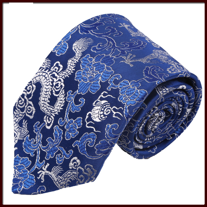 Brocade tie brocade chinese style gifts abroad mens silk ...