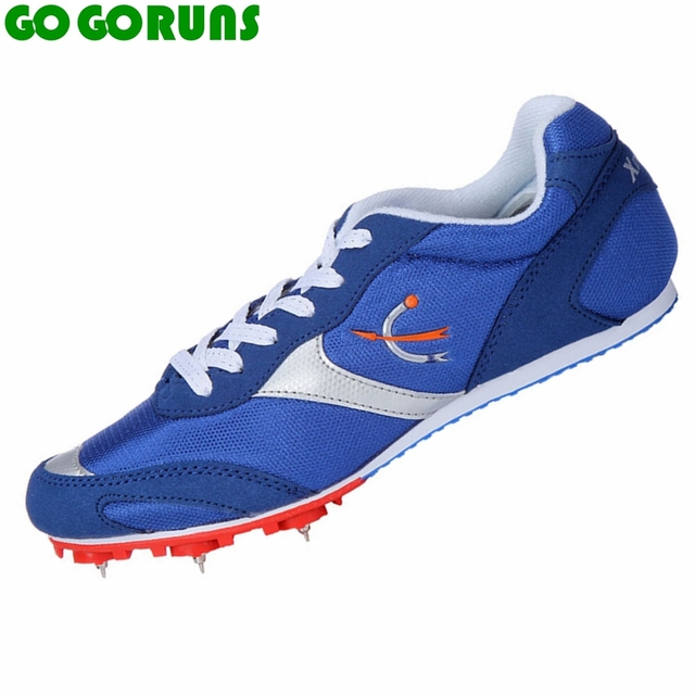 Sprint Running Shoes Short Outdoor Ultralight Spikes Race Breathable QCBoerdWx