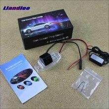 Liandlee Auto Laser Fog Lamps For Toyota FJ Cruiser 2007~2011 Preventing Collision Rain Haze Truck Car Alarm