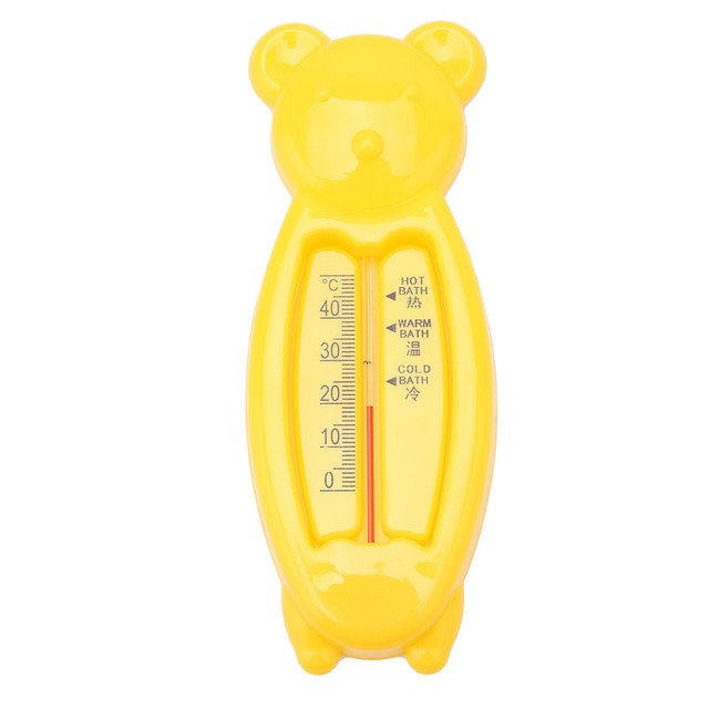 Lovely Bear Water Thermometer