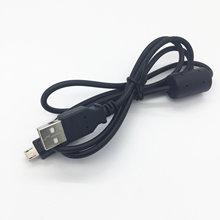 Usb кабель для синхронизации данных и зарядного устройства для Nikon Coolpix S5300 S6800 AW120S Aw130s S9600