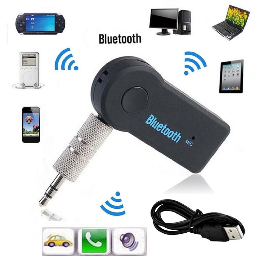 Aliexpress.com : Buy Hot New Universal 3.5mm Streaming Car A2DP Wireless Bluetooth AUX Audio