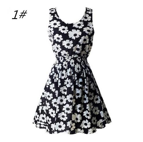 HTB1wR8 OpXXXXbhaXXXq6xXFXXXh - New Summer Women Tank Chiffon Beach Vestido Sleeveless T-shirts