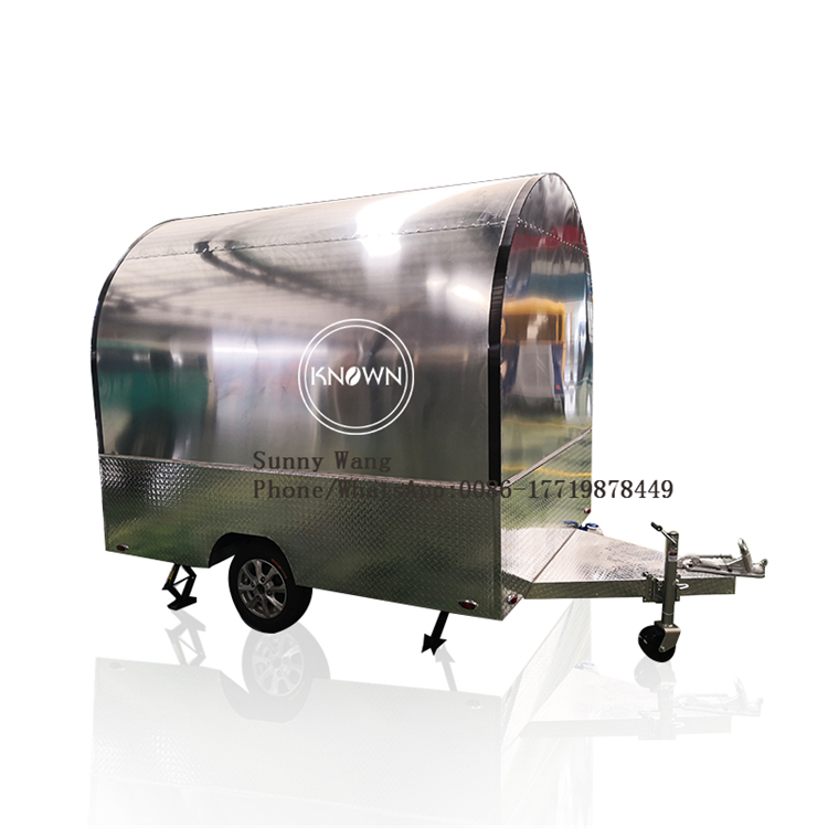 Hot Sale Food Concession Trailer/coffee Cart/food Truck For Sale