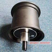 Двигатель hally BLDC высокое качество дорожного скейтборда 60v 800w скутер электрический мотор эпицентра деятельности колеса phub-72