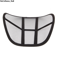 NoEnName_NullTop Black Mesh Lombar Brace Suporte Home Office Chair Car Seat Cushion Legal