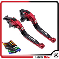For KAWASAKI Z800 Z800E Version 2013 2014 2015 2016 Motorcycle Accessories Folding Extendable Brake Clutch Levers
