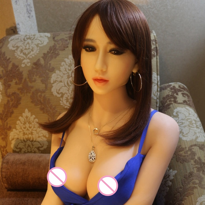 Beauty & Health Pinklover 165cm Silicone Sex Dolls For Men Oral Anal Realistic Vagina Big Breast Love For Male Masturbator Adult Toys Big Clearance Sale Sex Products