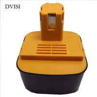 Replacement Cordless Drill Battery for Panasonic 12V 1.3Ah NI Mh Power Tools EY9200 EY9201
