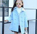 Christmas Girls Coats and Jackets Winter Girls Jacket Kids Coat with Roupas Infantis Menina Girls Outerwear