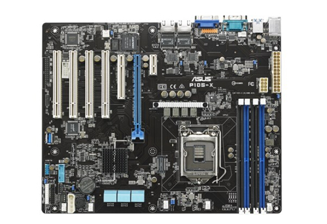 ASUS P10S-X new V5 single server board