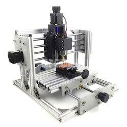 CNC grawerowanie mechaniczne maszyny DIY Mini frezarka do drewna grawerowanie miękki metal napis znakowanie frezarka 45 W/220 W