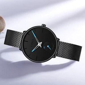 Image 5 - CIVO Luxury Casual Ladies Watch Waterproof Rose Gold Steel Mesh Quartz Watch Women Fashion Dress Watches Clock Relogio Feminino