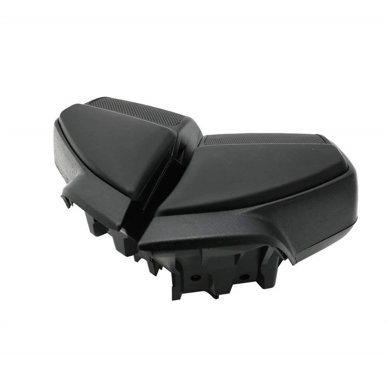 Upper Speaker Cover Loudspeaker Subwoofer Boxes Shield ABS Fairing Body for Honda GL Goldwing 1800 GL1800
