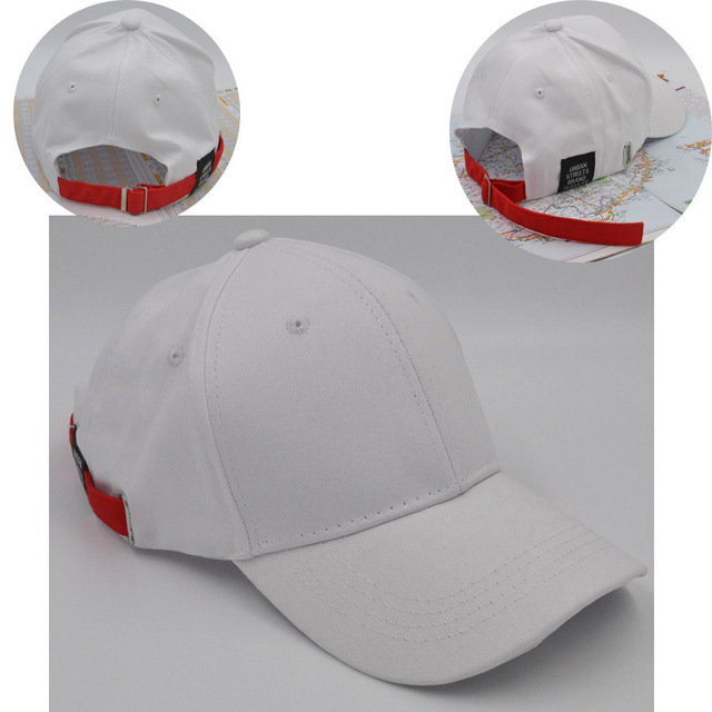 Letter Embroidery Gorras...