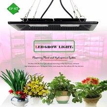 COB светодиодный светильник полного спектра для выращивания растений 50 Вт 100 Вт 150 Вт ультратонкий водонепроницаемый 110 В 220 В светодиодный на...