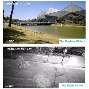 Image 2 - Kingkonghome 1080P CCTV IP Della Macchina Fotografica Del Metallo POE Telecamera di Sorveglianza di Rete ONVIF Ampio Angolo di P2P di Rilevazione di Movimento Impermeabile IP Cam